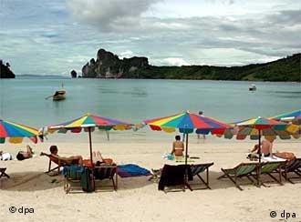 Die Insel Phi Phi:<br> Business as usual?