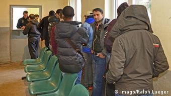 В очереди за убежищем в Германии