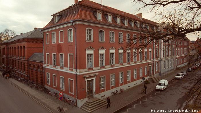 Университет в Грайфсвальде