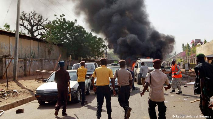 Attack in Gombe, NIgeria 02.02.2015