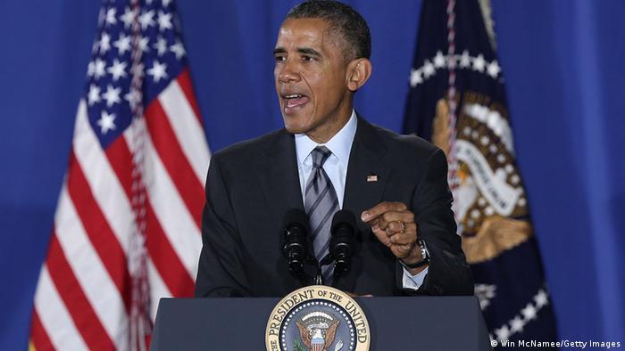 USA Barack Obama Haushaltsentwurf für 2016 2.2.2015