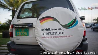 Symbolbild Deutschland Tansania