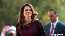 Rania Königin von Jordanien (Foto: imago/Xinhua)