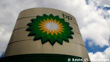 BP British Petroleum Logo