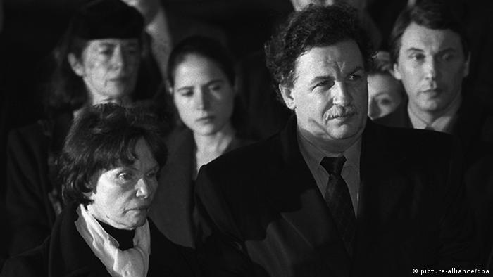 Familien von Mitterrand (Foto: DPA)
