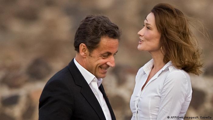 Встреча с Николя Саркози