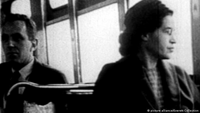 Jahresrückblick 2005 Oktober Rosa Parks gestorben