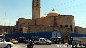 Katolička crkva u Mosulu na sjeveru Iraka
