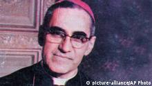 Oscar Romero Erzbischof El Salvador