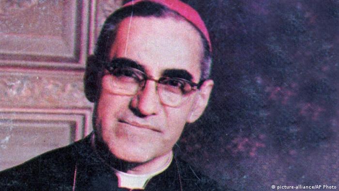 Oscar Romero, exarzobisppo de San Salvador.