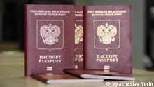 Russland Symbolbild Pass