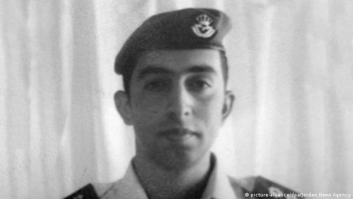 Jordanien - Pilot Muas al-Kasasba SW NEU (picture-alliance/dpa/Jordan News Agency)