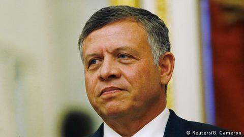 könig abdullah von jordanien