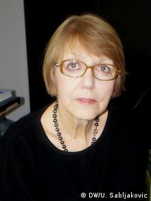 Sonja Biserko (DW/U. Sabljakovic)