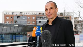 Varoufakis in Frankfurt