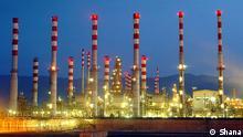 Erdölraffinerie Abadan in Iran
