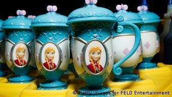 Disney Die Eiskönigin Frozen Merchandising Artikel