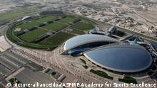 Stadion Aspire Dome Katar (picture-alliance/dpa/ASPIRE Academy for Sports Excellence)