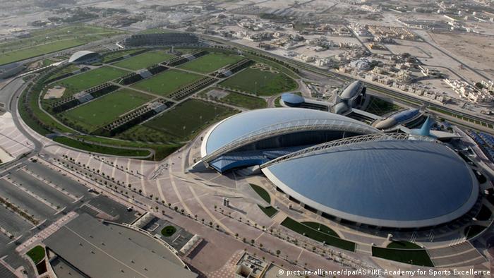 Stadion Aspire Dome Katar