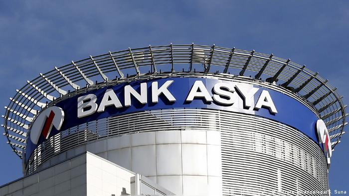 Istanbul Bank Asya Firmenzentrale