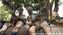 Soldaten aus dem Tschad Archiv 2014