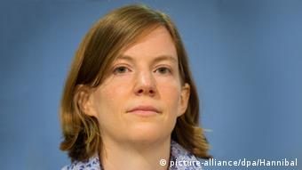 Christina Deckwirth Lobbycontrol (picture-alliance/dpa/Hannibal)