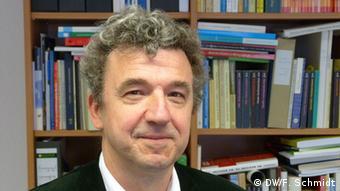 Dr. phil Michael Fuchs (Foto: DW/ Fabian Schmidt)