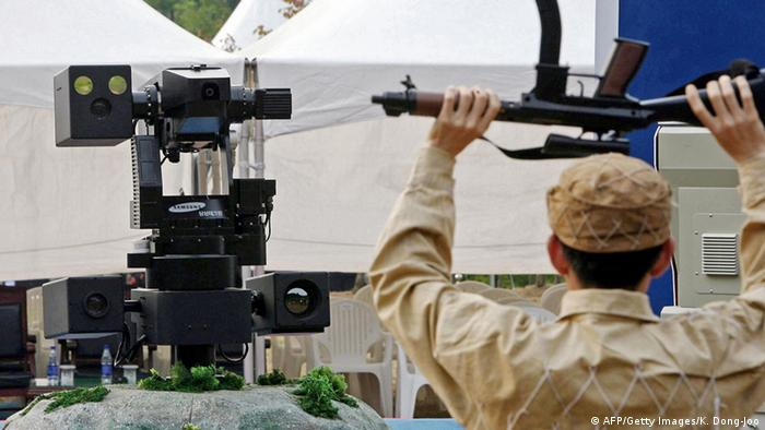 'Killer robots': autonomous weapons pose moral dilemma