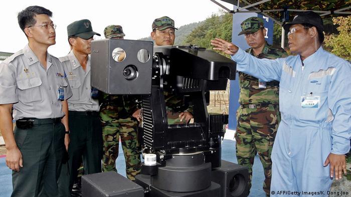 SGR-A1 (Foto: KIM DONG-JOO/AFP/Getty Images).