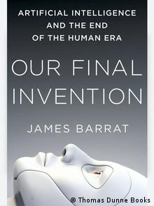Buchcover Our Final Invention (Foto: Thomas Dunne Books).