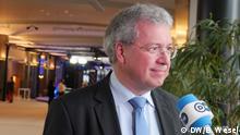 Eurodeputatul creștin-social german Markus Ferber