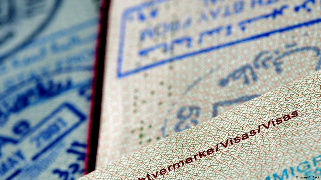 Germany Privatizes Visa Application Services Germany News And In Depth Reporting From Berlin And Beyond Dw 20 10 2017