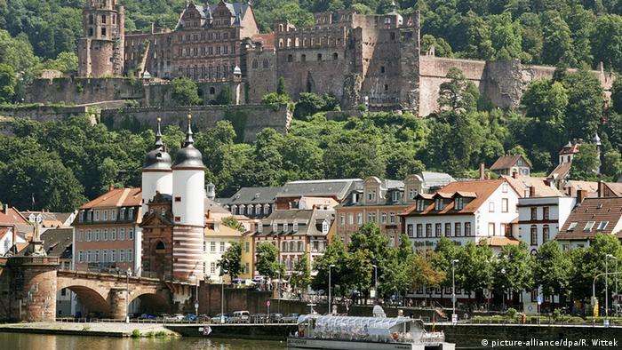 Heidelberg Castle - Baden-Württemberg