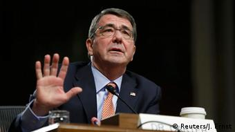 Ashton Carter im US-Senat