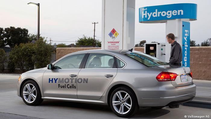 Volkswagen Passat HyMotion