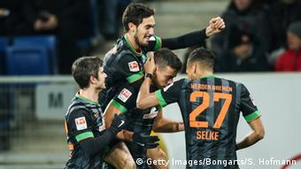 Bundesliga TSG Hoffenheim vs. Werder Bremen 4.2.2015