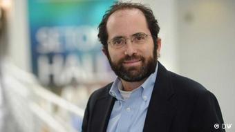 Jonathan Hafetz, Professor Seton Hall University (DW)