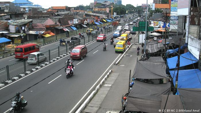 Verkehr in Surabaya