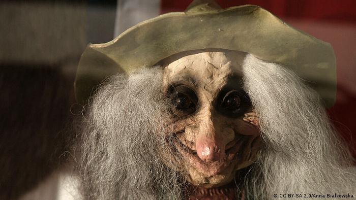 Norwegische Troll-Puppe (Foto: Flickr/annabialkowska).