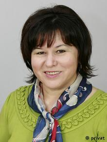 Anna Veresova Aktivistin Slowakei