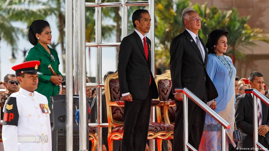 Improved Indonesia-Malaysia ties 'significant' for ASEAN | DW | 06.02.2015