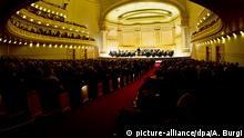 Konzertsäle (Bildergalerie) Carnegie Hall in New York