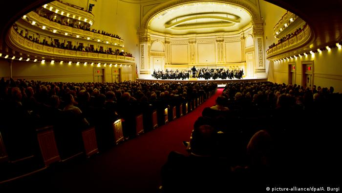 Carnegie Hall u New Yorku