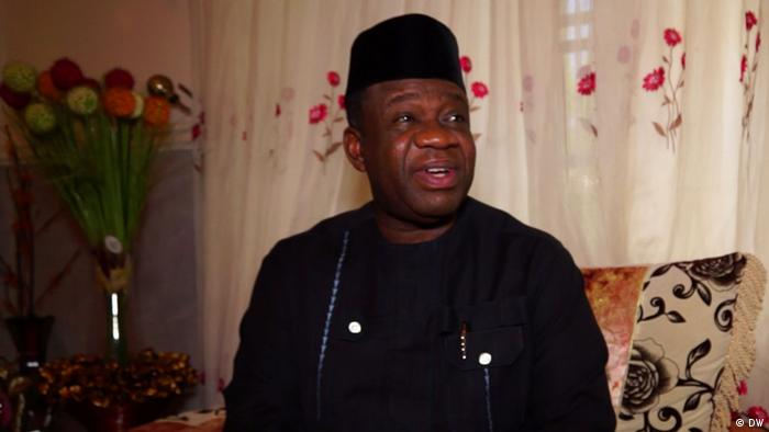 Nigeria's Energy Minister: Chinedu Nebo