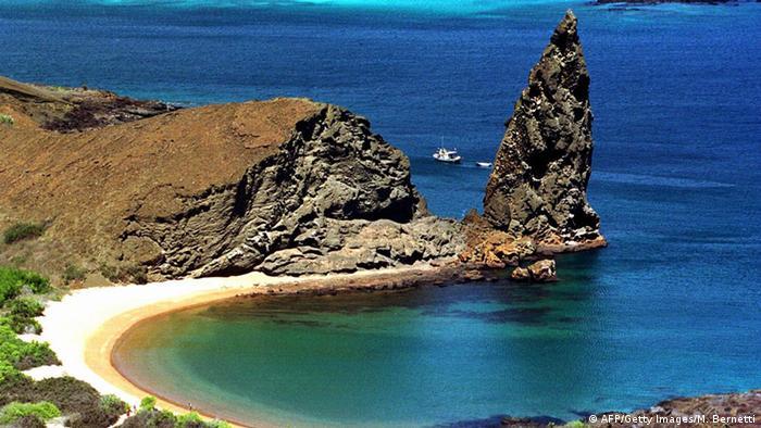 Galapagos in Ecuador (AFP/Getty Images/M. Bernetti)