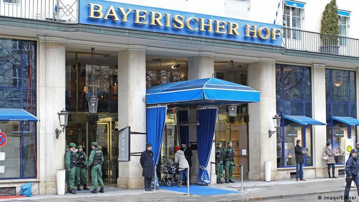 Münchner Sicherheitskonferenz (imago/Eibner)