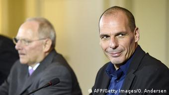 Σχέδιο Σόιμπλε για την ευρωζώνη βλέπει ο Γ.Βαρουφάκης