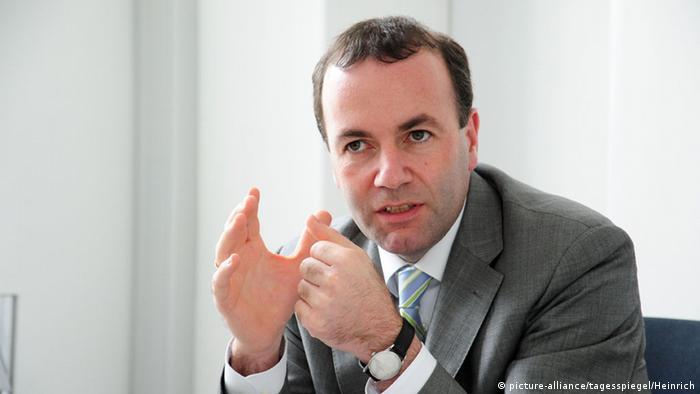 Manfred Weber CSU EVP Europaabgeordneter (picture-alliance/tagesspiegel/Heinrich)