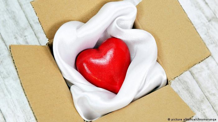 eb9ac959c أفكار مبتكرة لهدايا عيد الحب! | عالم المنوعات | DW | 10.02.2015