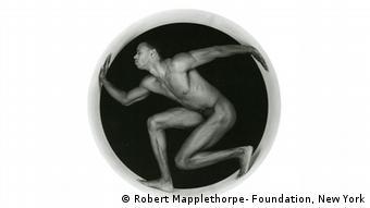 Robert Mapplethorpe photograph (Robert Mapplethorpe- Foundation, New York)